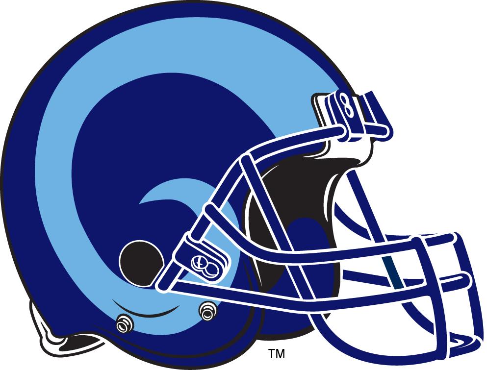 Rhode Island Rams Helmet Helmet (2011-Pres) -  SportsLogos.Net