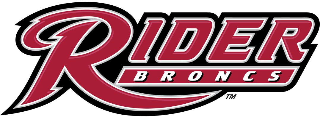 Rider Broncs Logo Wordmark Logo (2007-Pres) -  SportsLogos.Net
