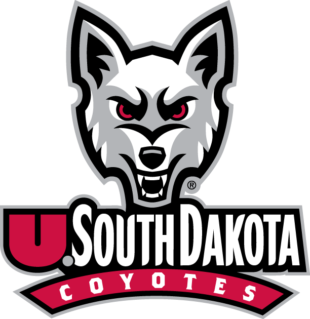 South Dakota Coyotes Secondary Logo - NCAA Division I (s-t) (NCAA s-t) -  Chris Creamer's Sports Logos Page - SportsLogos.Net