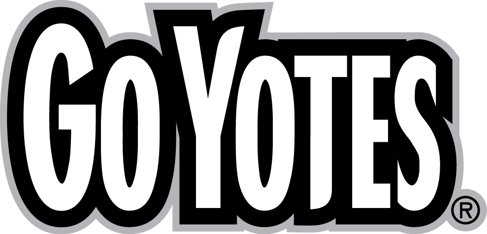 South Dakota Coyotes Logo Wordmark Logo (2004-2011) -  SportsLogos.Net