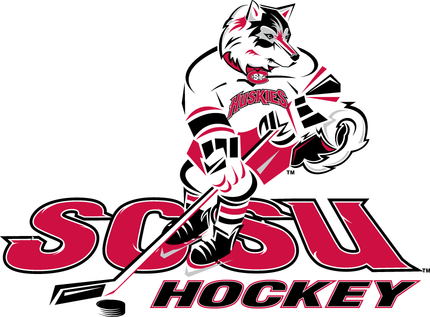 St. Cloud State Huskies Secondary Logo - NCAA Division I (s-t ...