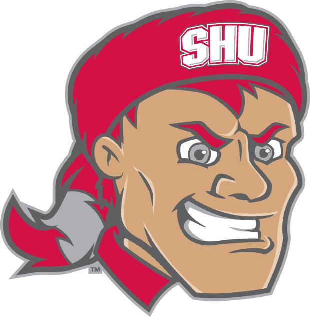 Sacred Heart Pioneers Logo Mascot Logo (2004-Pres) -  SportsLogos.Net