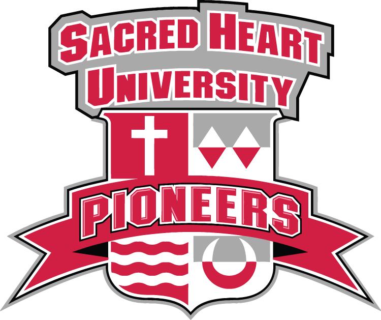 Sacred Heart Pioneers Logo Primary Logo (2004-2012) -  SportsLogos.Net