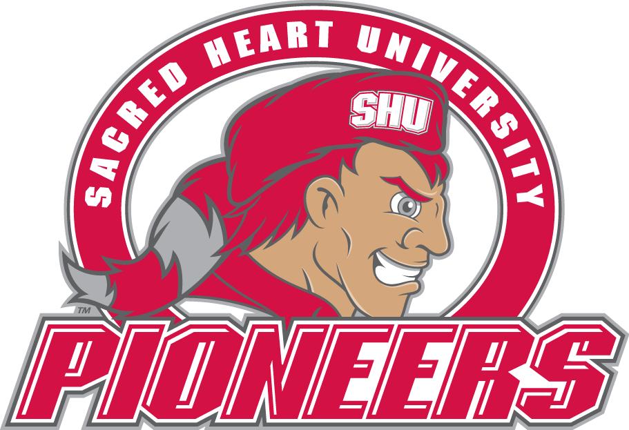 Sacred Heart Pioneers Logo Primary Logo (2013) -  SportsLogos.Net