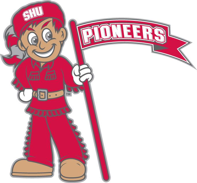 Sacred Heart Pioneers Logo Misc Logo (2004-Pres) - Sacred Heart Pioneers Youth Mark 1 SportsLogos.Net