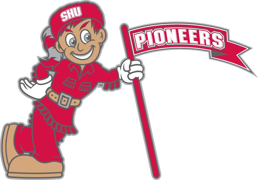Sacred Heart Pioneers Logo Misc Logo (2004-Pres) - Sacred Heart Pioneers Youth Mark 2 SportsLogos.Net