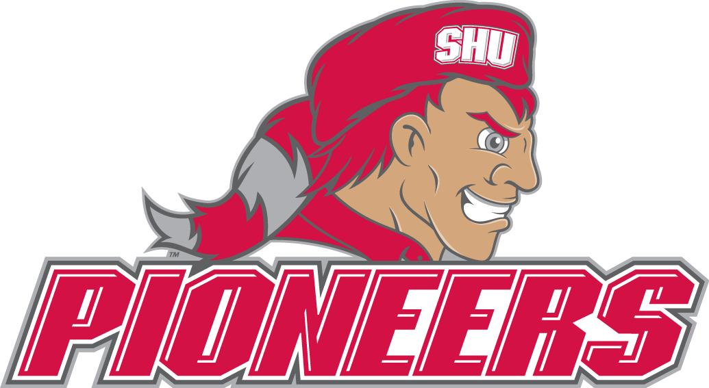 Sacred Heart Pioneers Logo Secondary Logo (2013-Pres) -  SportsLogos.Net