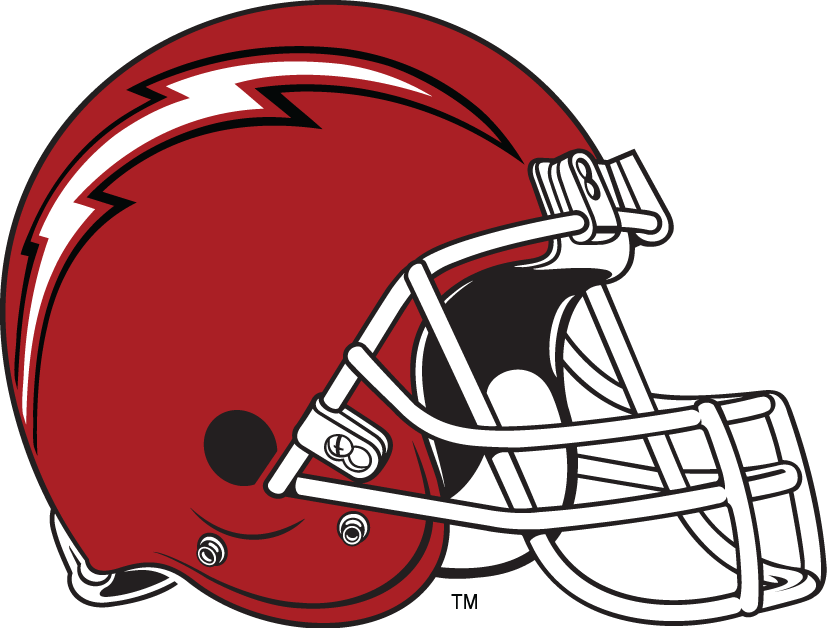 Saint Francis Red Flash Helmet Helmet (2001-2011) -  SportsLogos.Net