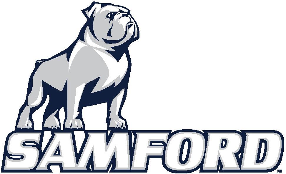 Samford Bulldogs Logo Primary Logo (2016-Pres) -  SportsLogos.Net