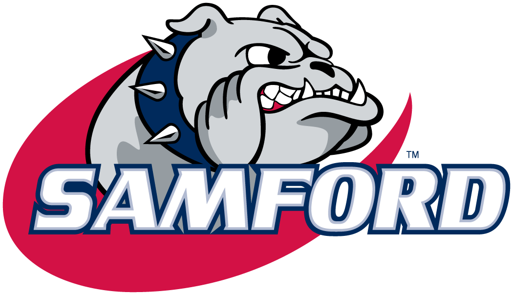 Samford Bulldogs Logo Alternate Logo (2000-2015) -  SportsLogos.Net
