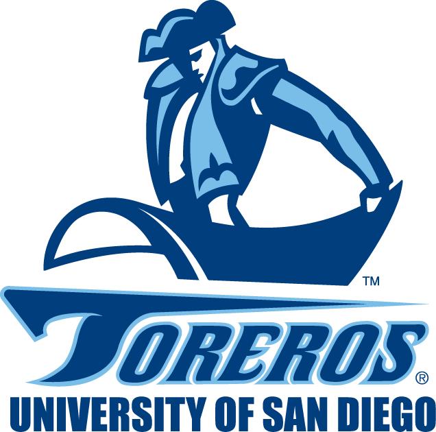 San Diego Toreros Logo Primary Logo (2005-Pres) -  SportsLogos.Net