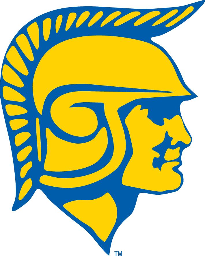 San Jose State Spartans Logo Primary Logo (1941-1953) -  SportsLogos.Net