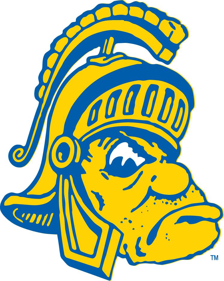 San Jose State Spartans Logo Primary Logo (1971-1982) -  SportsLogos.Net