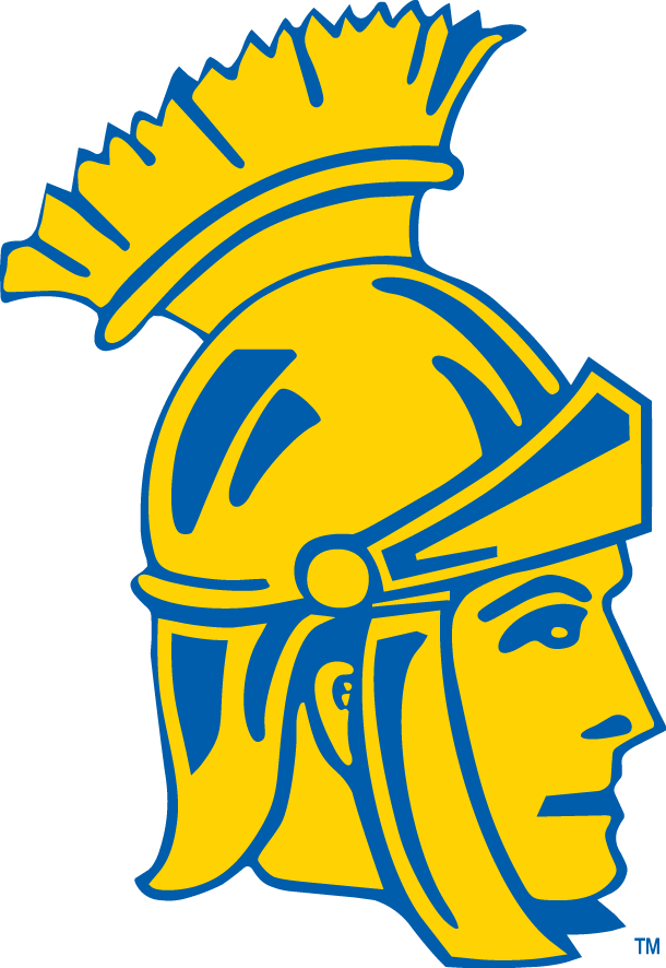 San Jose State Spartans Logo Primary Logo (1928-1940) -  SportsLogos.Net