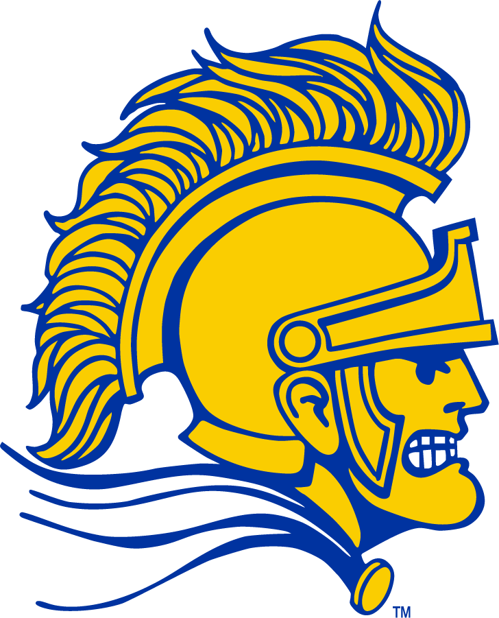 San Jose State Spartans Logo Primary Logo (1983-1985) -  SportsLogos.Net