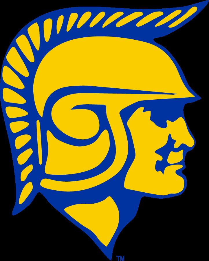 San Jose State Spartans Logo Primary Logo (1981-1983) -  SportsLogos.Net