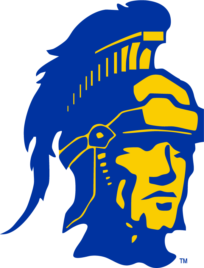 San Jose State Spartans Logo Primary Logo (1977-1981) -  SportsLogos.Net