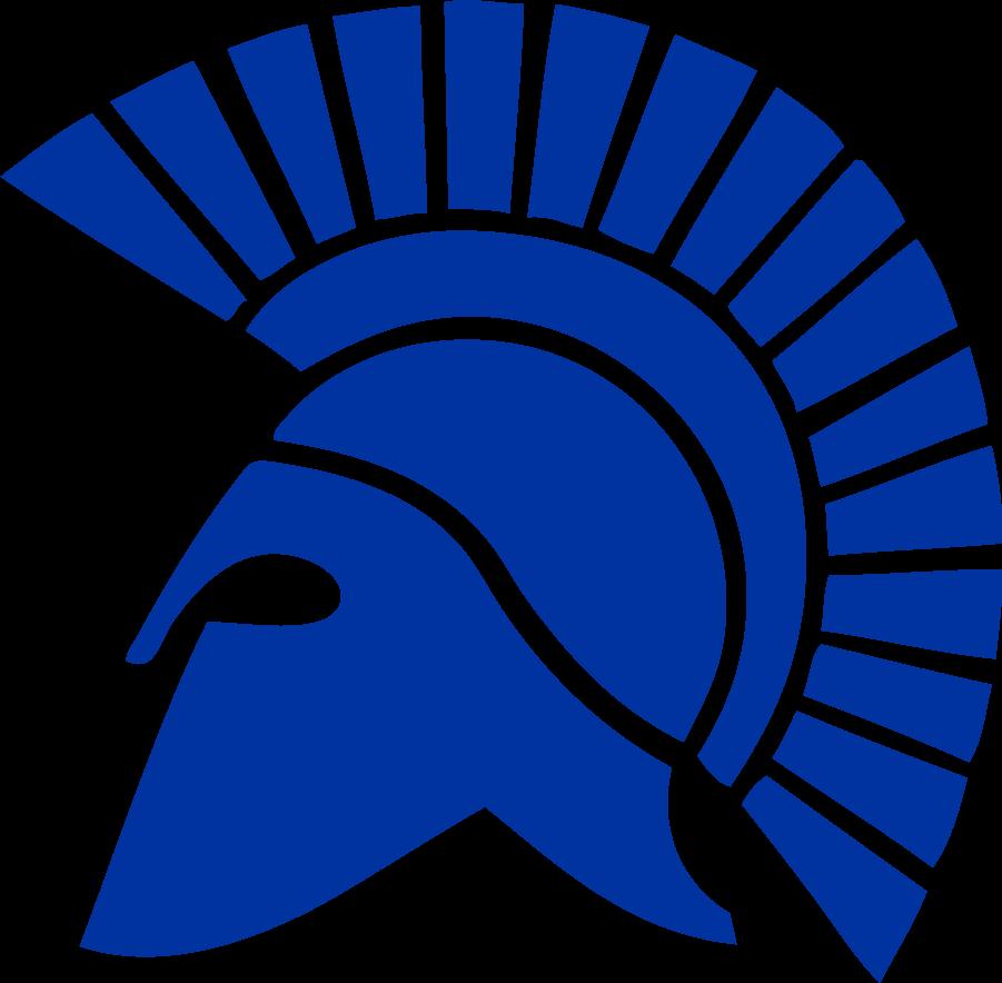 San Jose State Spartans Logo Primary Logo (1985-1999) - Left-facing spartan logo. SportsLogos.Net