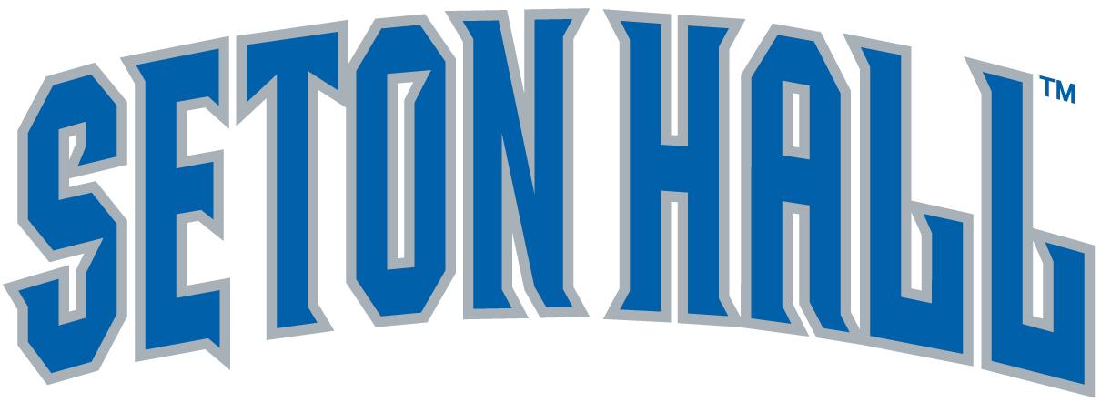 Seton Hall Pirates Logo Wordmark Logo (1998-Pres) -  SportsLogos.Net
