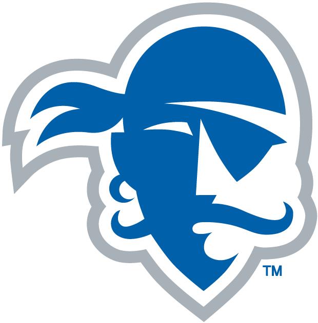 Seton Hall Pirates Logo Primary Logo (2009-Pres) -  SportsLogos.Net