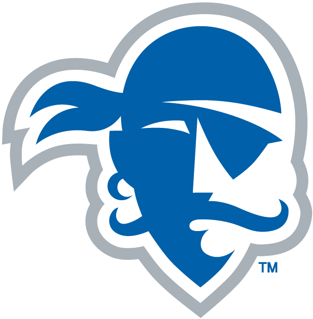 Seton Hall Pirates Logo Secondary Logo (1998-2008) -  SportsLogos.Net