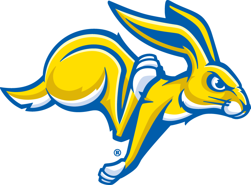 South Dakota State Jackrabbits Logo Partial Logo (2008-Pres) -  SportsLogos.Net