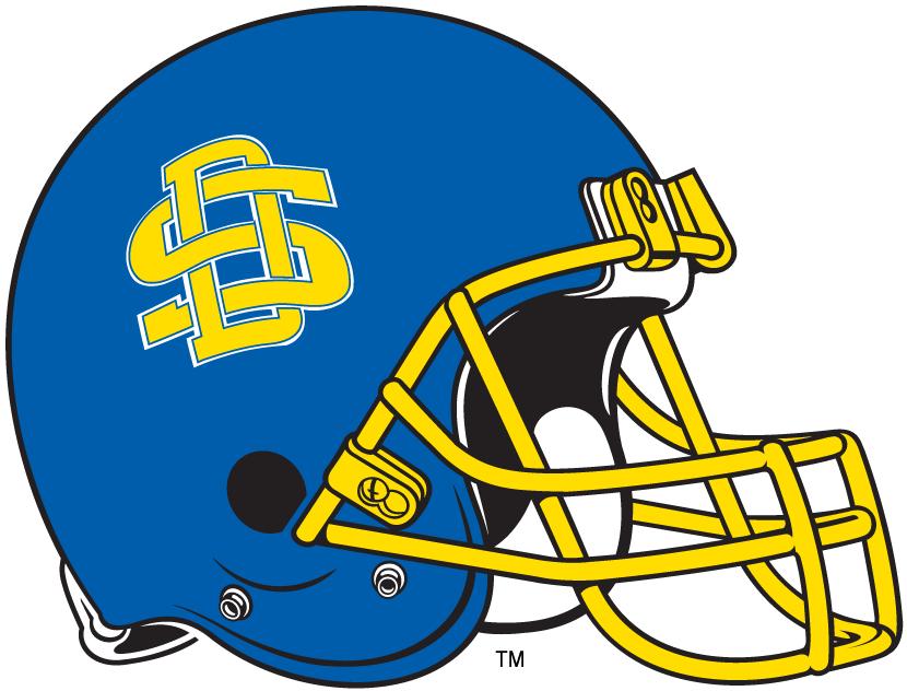 South Dakota State Jackrabbits Helmet Helmet (1999-Pres) -  SportsLogos.Net