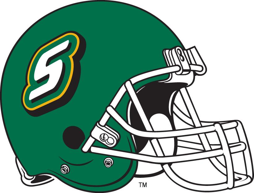Southeastern Louisiana Lions Helmet Helmet (2003-Pres) -  SportsLogos.Net