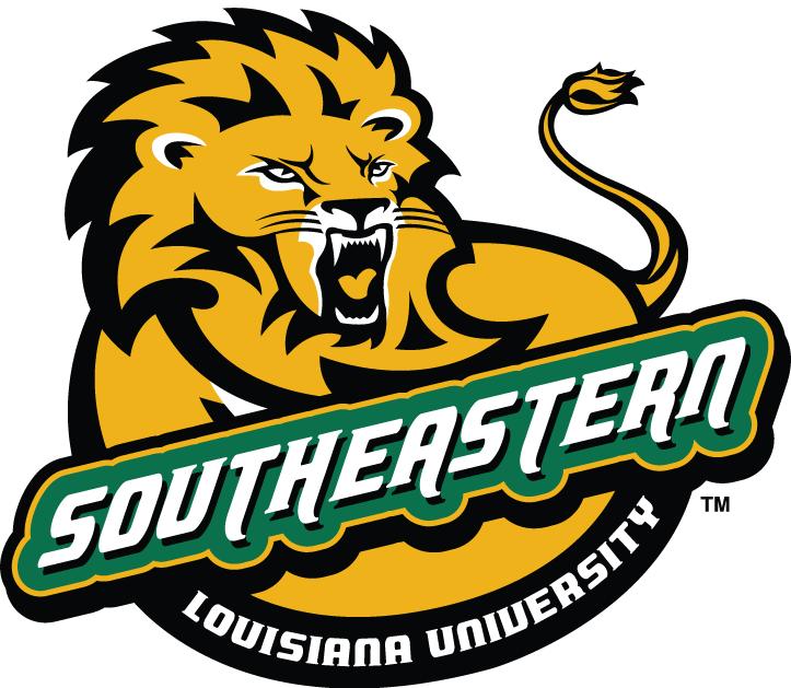 Southeastern Louisiana Lions Logo Primary Logo (2003-Pres) -  SportsLogos.Net