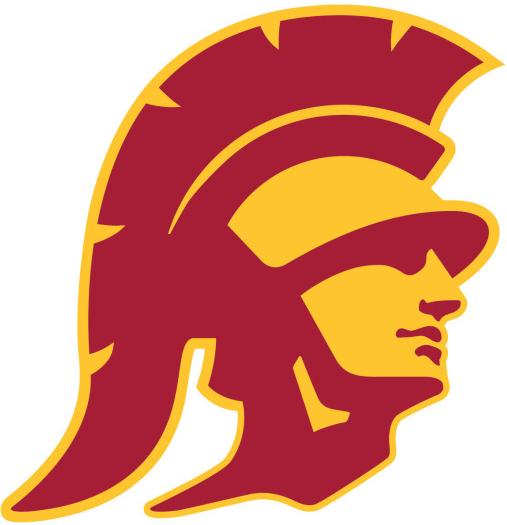 Southern California Trojans Logo Secondary Logo (2016-Pres) -  SportsLogos.Net