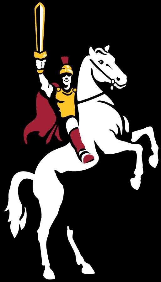 Southern California Trojans Logo Mascot Logo (2001-Pres) - Traveler Mascot. SportsLogos.Net