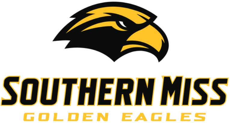 Southern Miss Golden Eagles Logo Primary Logo (2015-Pres) -  SportsLogos.Net