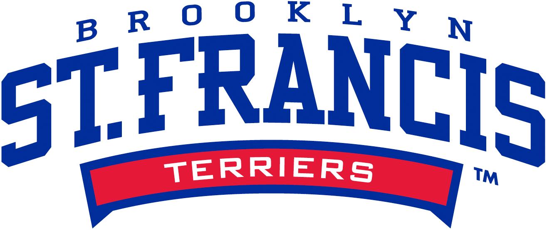 St. Francis Terriers Logo Wordmark Logo (2013-Pres) -  SportsLogos.Net