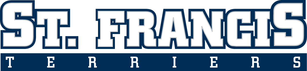 St. Francis Terriers Logo Wordmark Logo (2001-2013) -  SportsLogos.Net