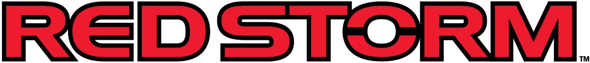 St. Johns Red Storm Logo Wordmark Logo (2004-2006) -  SportsLogos.Net