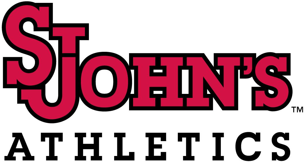 St. Johns Red Storm Logo Wordmark Logo (2007-Pres) -  SportsLogos.Net