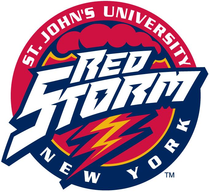 St. Johns Red Storm Logo Alternate Logo (1992-2001) -  SportsLogos.Net
