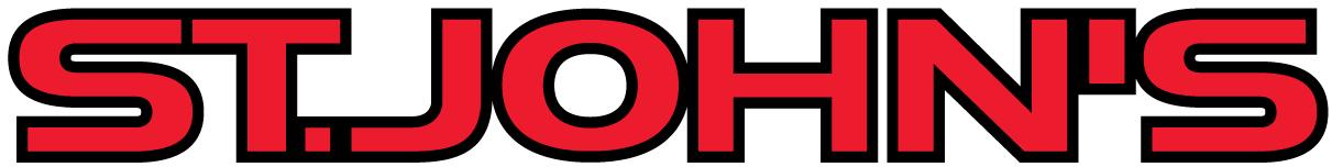 St. Johns Red Storm Logo Primary Logo (2004-2006) - St. John's in red SportsLogos.Net