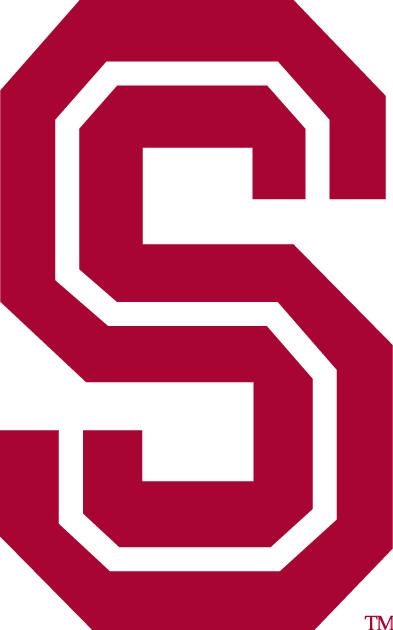Stanford Cardinal Logo Primary Logo (1977-1992) -  SportsLogos.Net