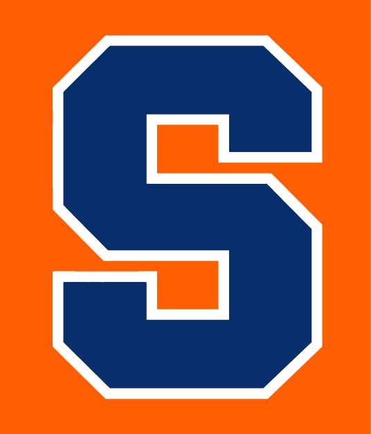 Syracuse Orange Alternate Logo Ncaa Division I S T Ncaa S T