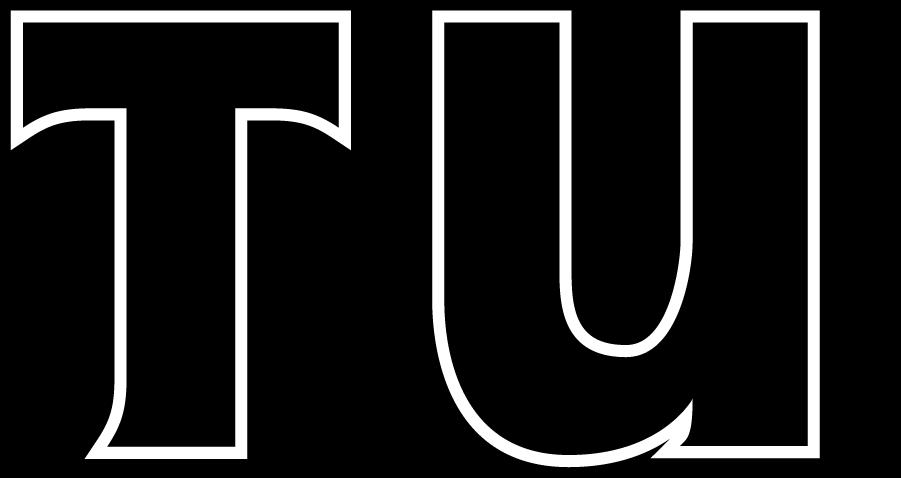 Temple Owls Logo Alternate Logo (1996-2020) - Straight TU in black. SportsLogos.Net