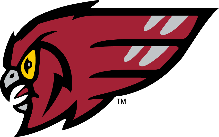 Temple Owls Logo Secondary Logo (1996-2011) - Side-view of red owl head. SportsLogos.Net