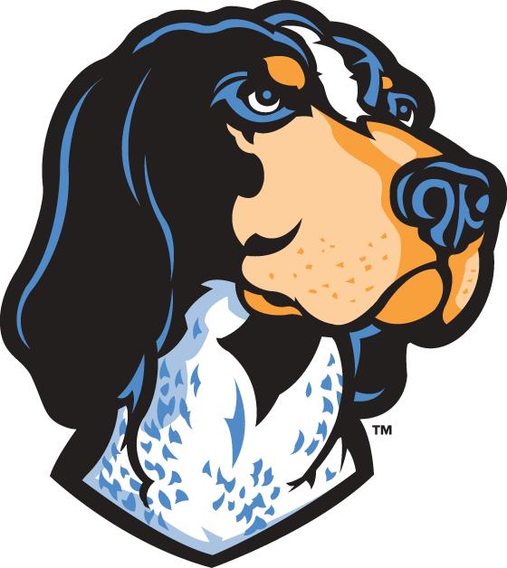 Tennessee Volunteers Logo Mascot Logo (2005-Pres) - Smokey logo 1  SportsLogos.Net
