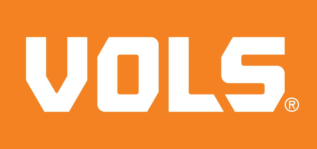 Tennessee Volunteers Logo Wordmark Logo (2015-Pres) -  SportsLogos.Net
