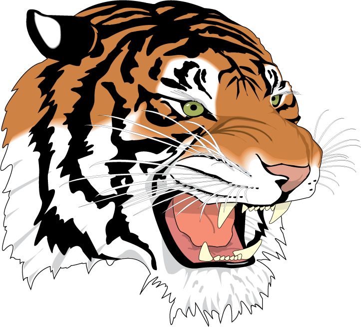 Tennessee State Tigers Logo Secondary Logo (2004-2020) -  SportsLogos.Net