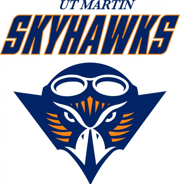 UT Martin Skyhawks Logo Primary Logo (2007-Pres) -  SportsLogos.Net