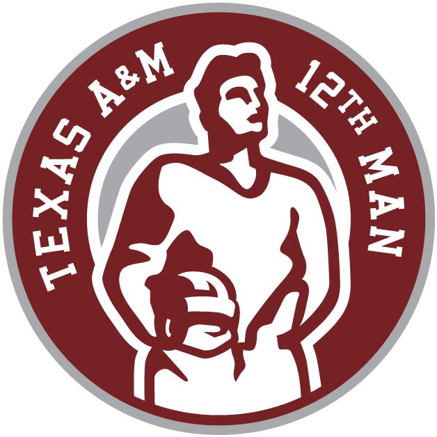 Texas A&M Aggies Logo Misc Logo (2001-Pres) - 12th Man logo SportsLogos.Net