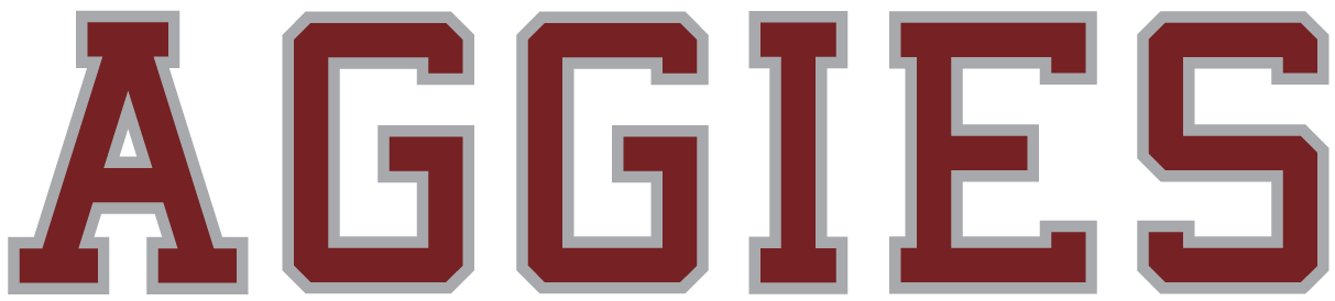 Texas A M Aggies Wordmark Logo Ncaa Division I S T Ncaa S T Chris Creamer S Sports Logos Page Sportslogos Net