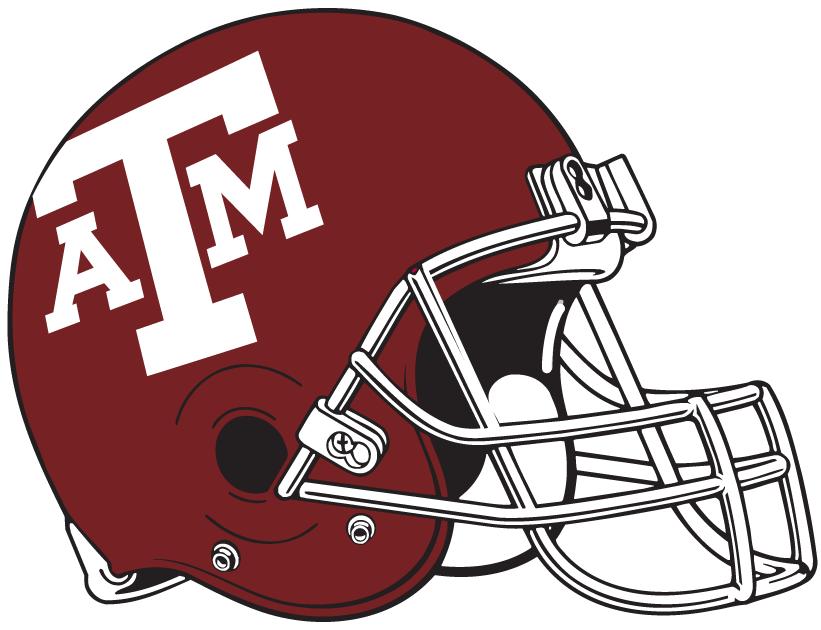 Texas A&M Aggies Helmet Helmet (1978-Pres) -