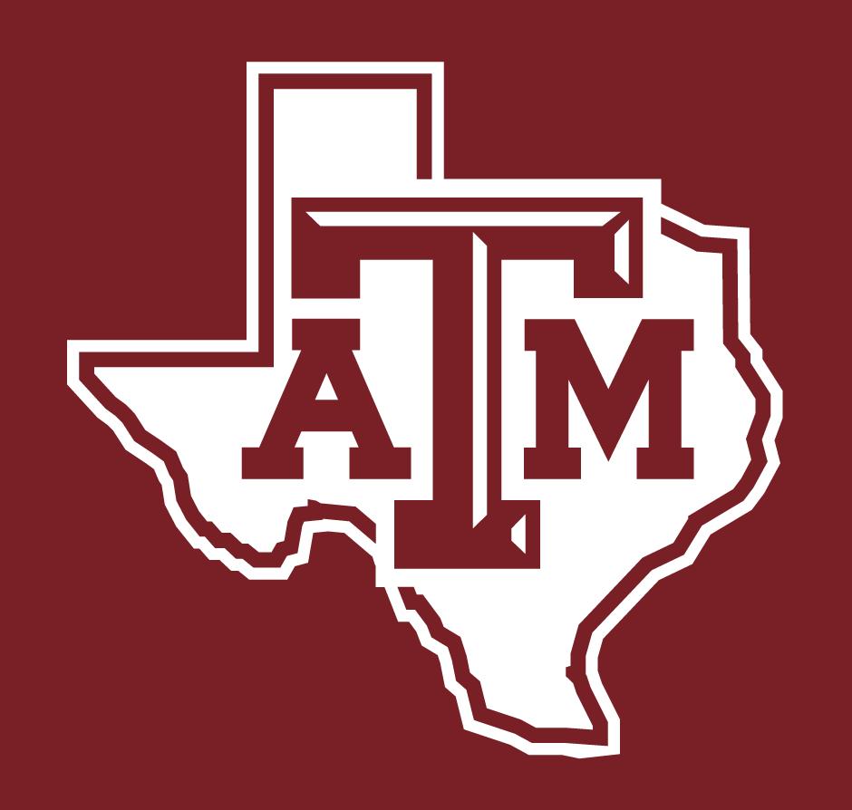 Texas A&M Aggies Logo Alternate Logo (2012-Pres) -  SportsLogos.Net